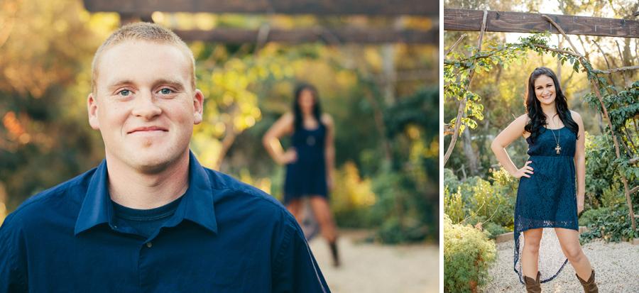 Quail Haven Farm | San Diego Engagement Photographer