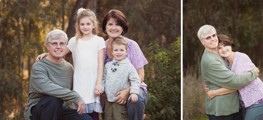 Grandparent Photos | San Diego Family Photographer