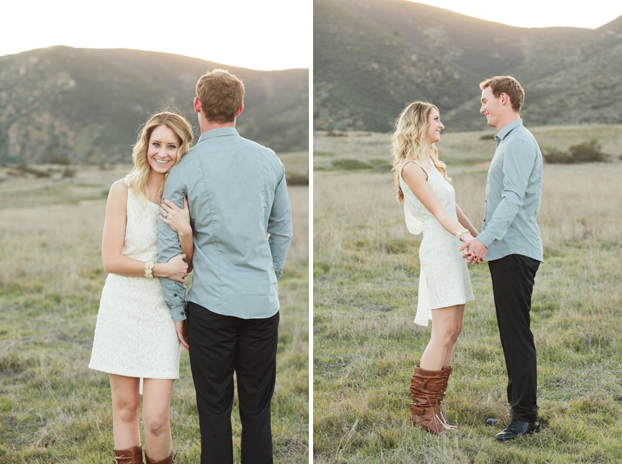 San Diego Engagement Photographer | Mission Trails Regional Park