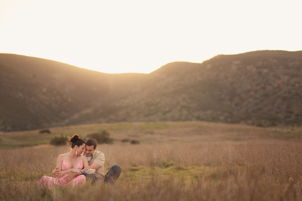 San Diego Maternity Photography | Mission Trails Regional Park