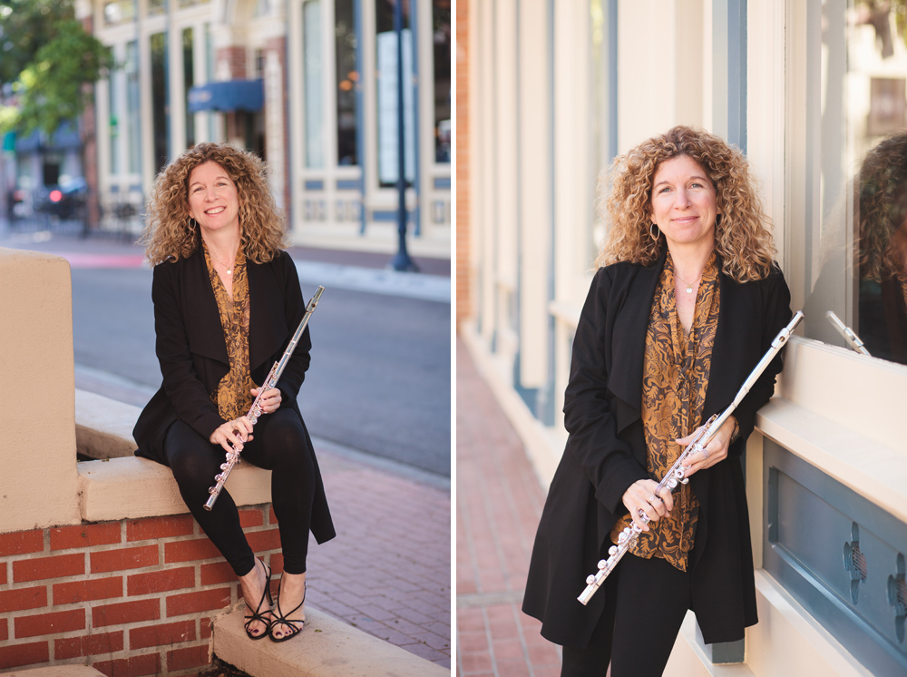 Downtown San Diego Flute