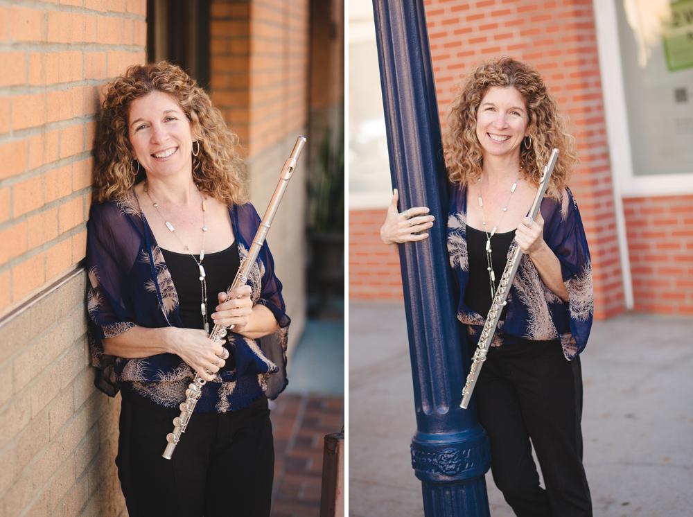 San Diego Instrumentalist Headshots