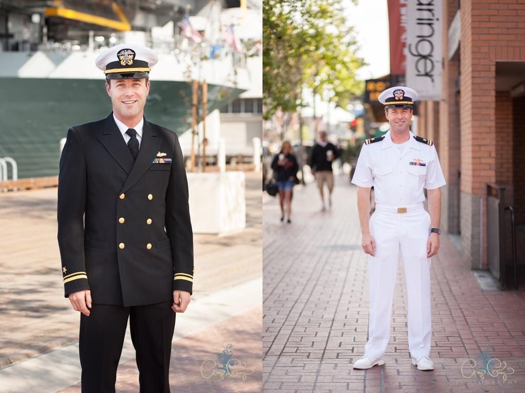San Diego Military Photographe