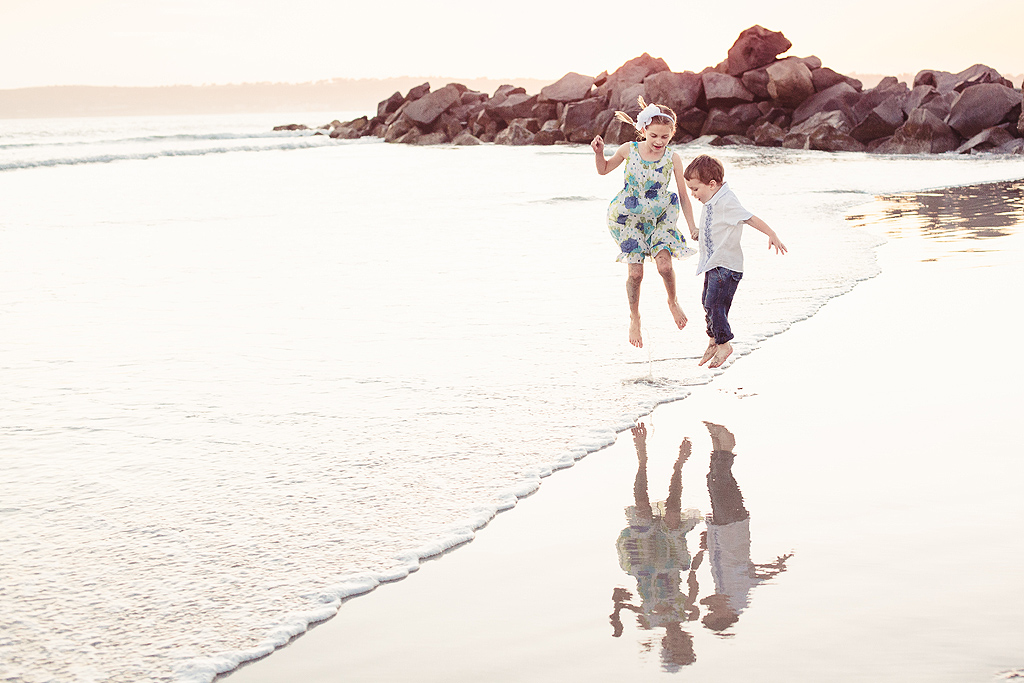 Hotel del Coronado Beach Photography