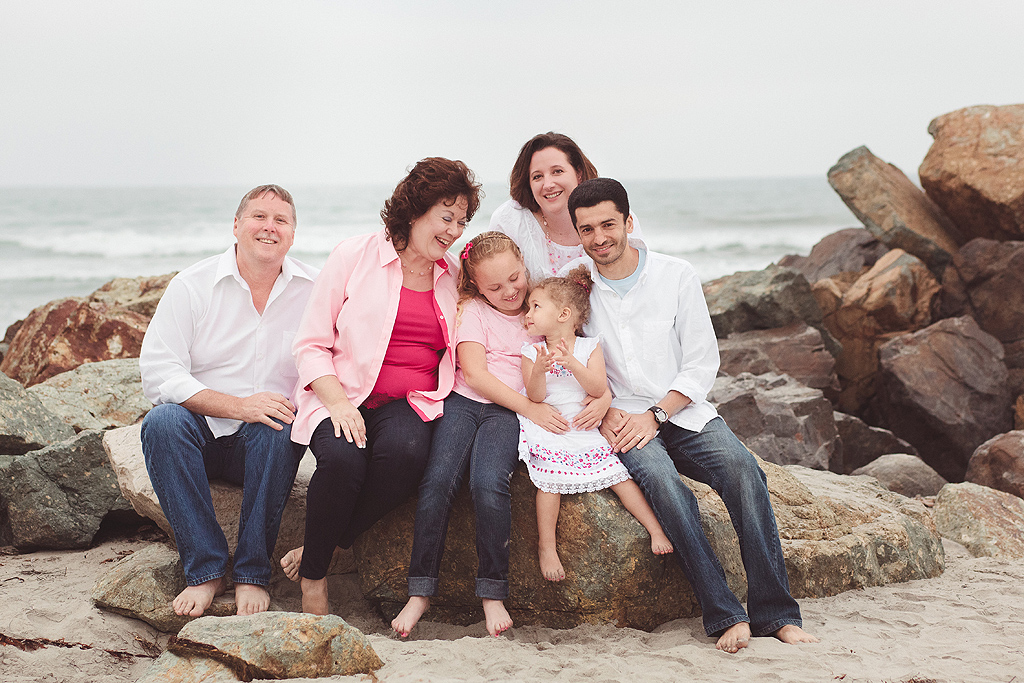 Coronado Family Photography | San Diego Beach Photographer