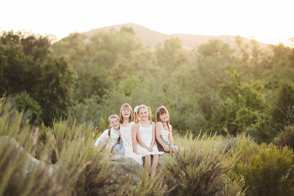 Cousins | Steele Canyon Bridge Photography | Rancho San Diego Photographer