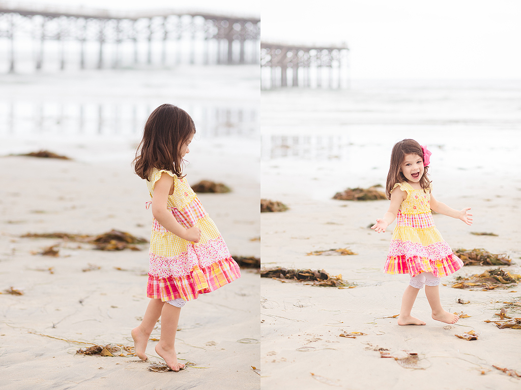 San Diego Vacation Photography | Pacific Beach