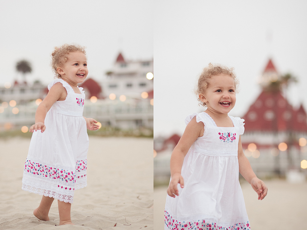 San Diego Child Photographer | San Diego Beach Photography