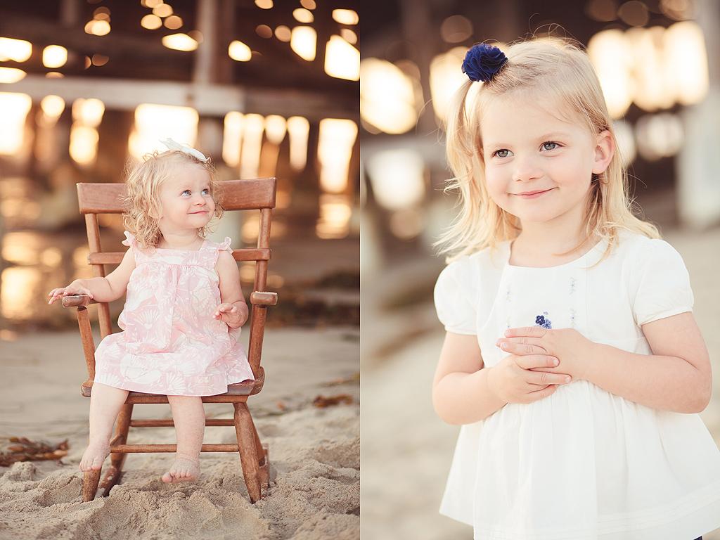 Children at Pacific Beach San Diego | San Diego Beach Photographer