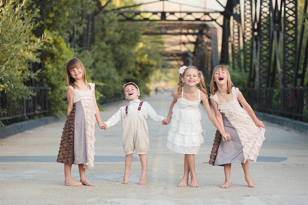 Steele Canyon Bridge Photography | Cousins San Diego