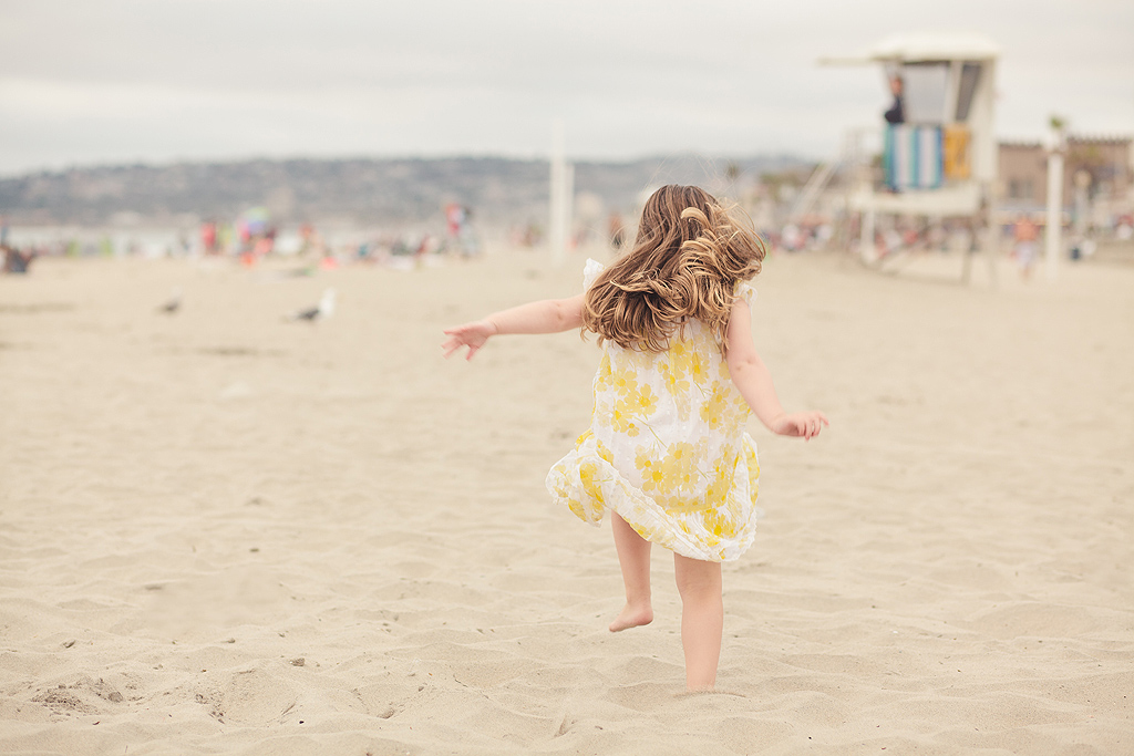 San Diego Beach Photography