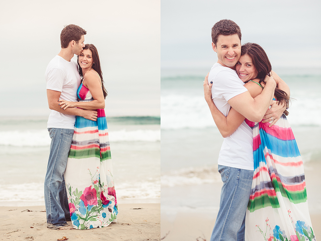 San Diego Engagement Photography | Mission Beach