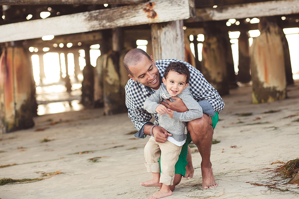 Father and Son Photography | Pacific Beach San Diego