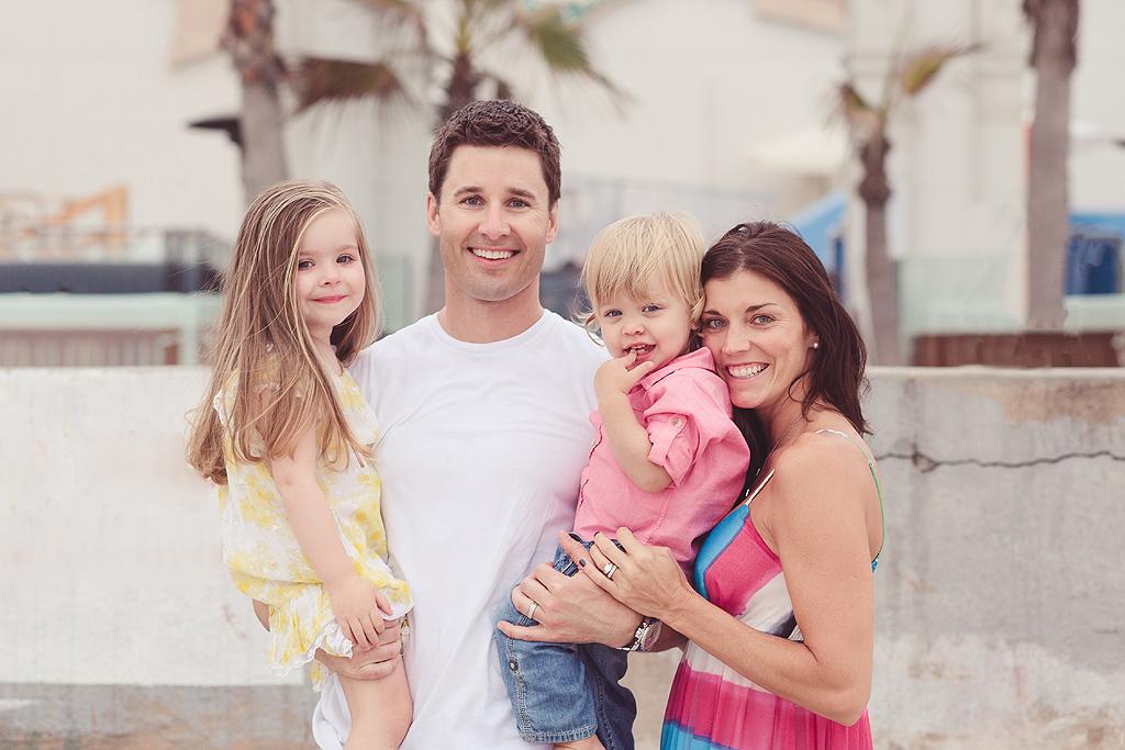 San Diego Family Beach Photography