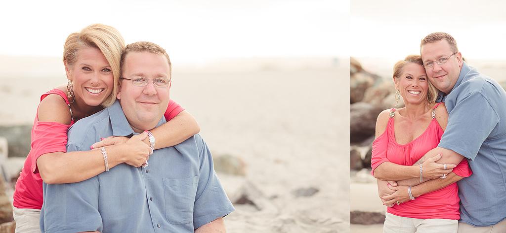 Couple on the Beach | Coronado Photographer