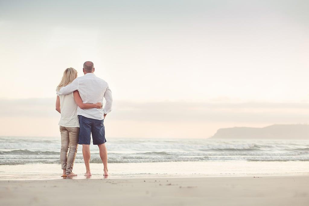 Romantic | San Diego Beach Photography