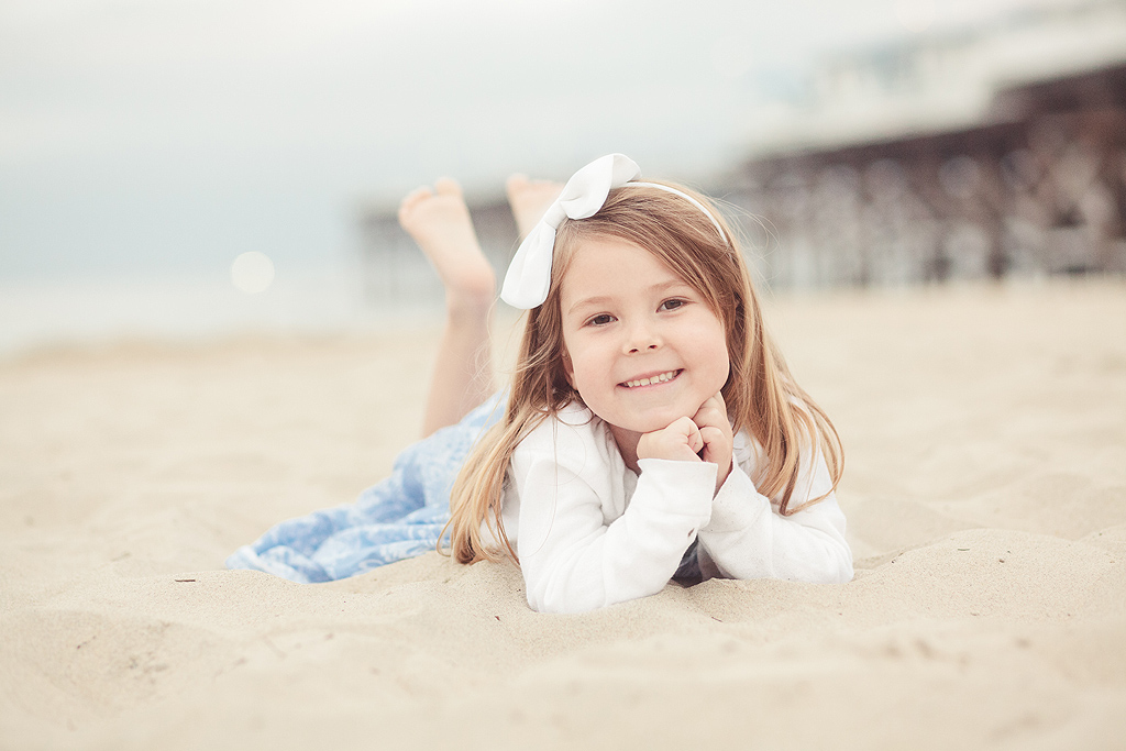 Little Sister | San Diego Child Photographer