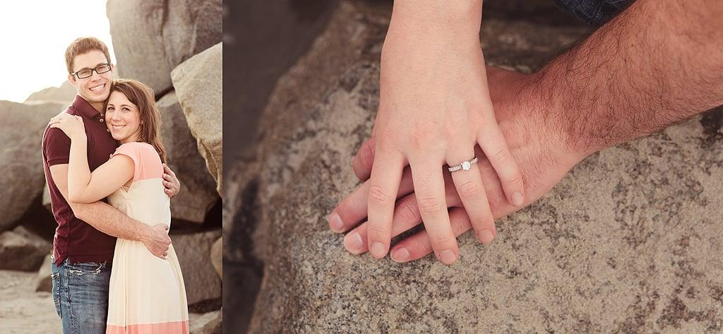 Engaged | Coronado Beach Photographer