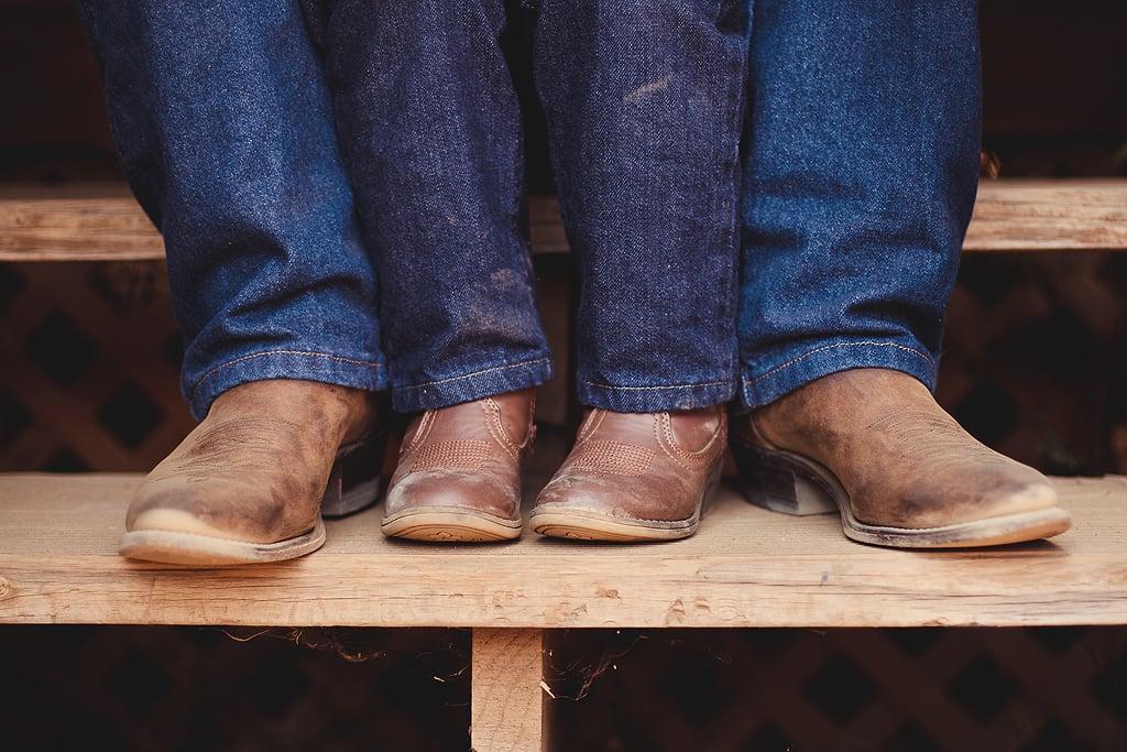 Boots | Quail Haven Farm Wedding