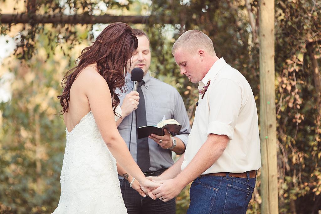 Wedding Prayer | Quail Haven Farm