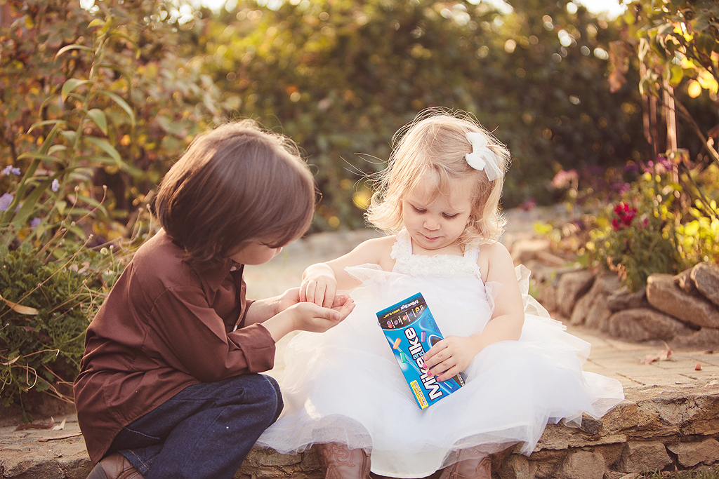 Wedding Kids | Quail Haven Farm Wedding