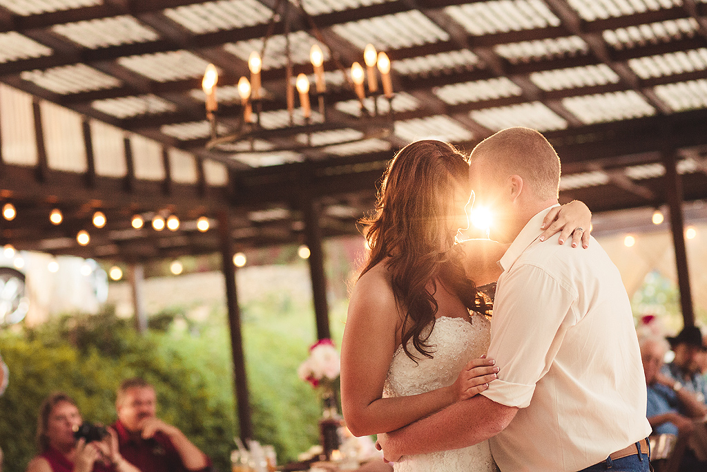 First Dance | Quail Haven Farm Wedding