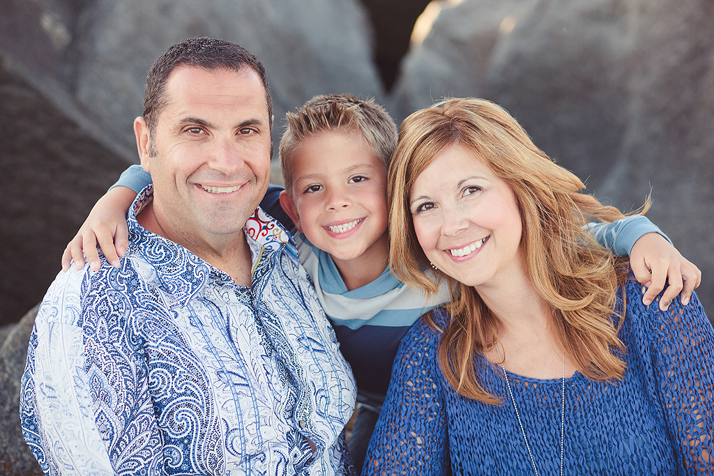 Family Photography Hotel Del Coronado