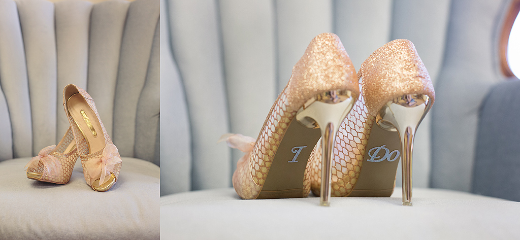Getting Dressed | San Diego Wedding Photography