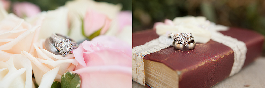 Ring Shots by Melanie Monroe Photography | San Diego Wedding Photographer