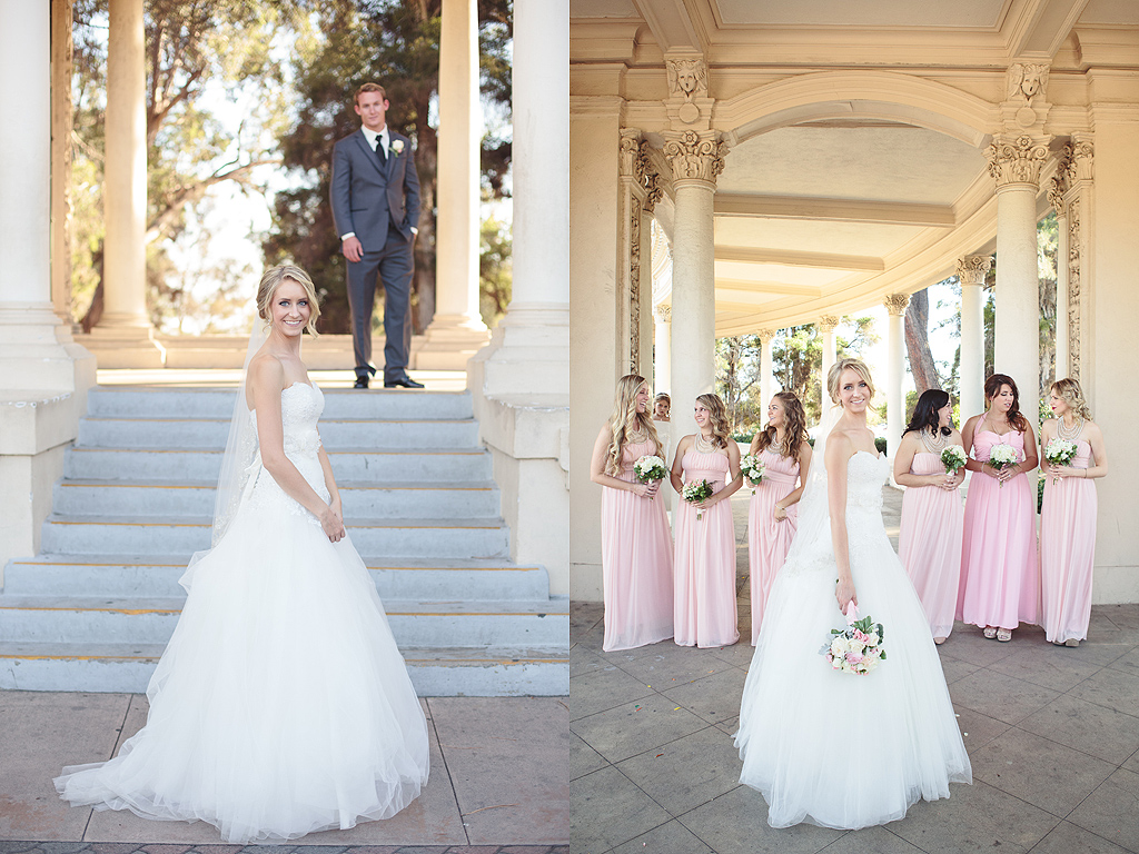 Here Comes the Bride | Wedding Photography San Diego