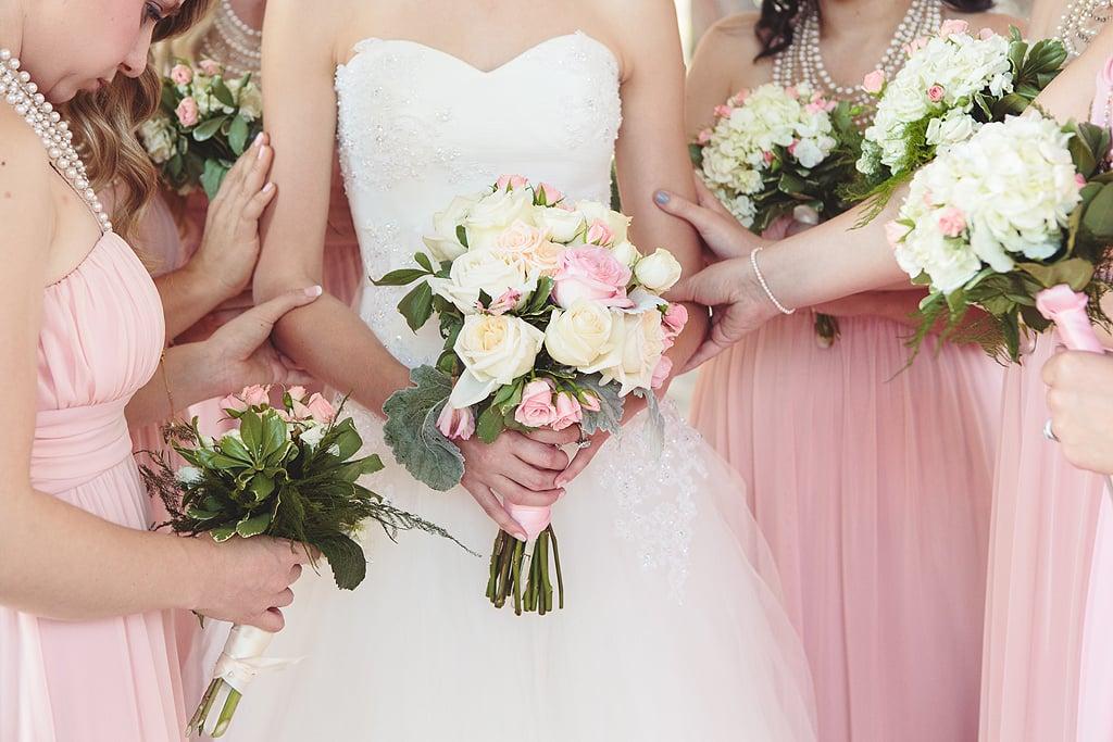 Bridal Prayer | San Diego Wedding Photography