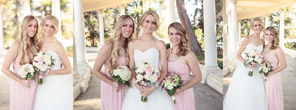 Sisters & Bridesmaids | San Diego Wedding Photography