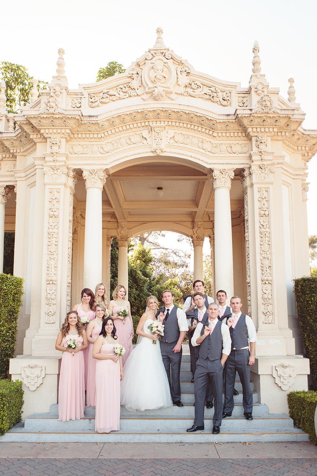 San Diego Wedding Photographer | Balboa Park