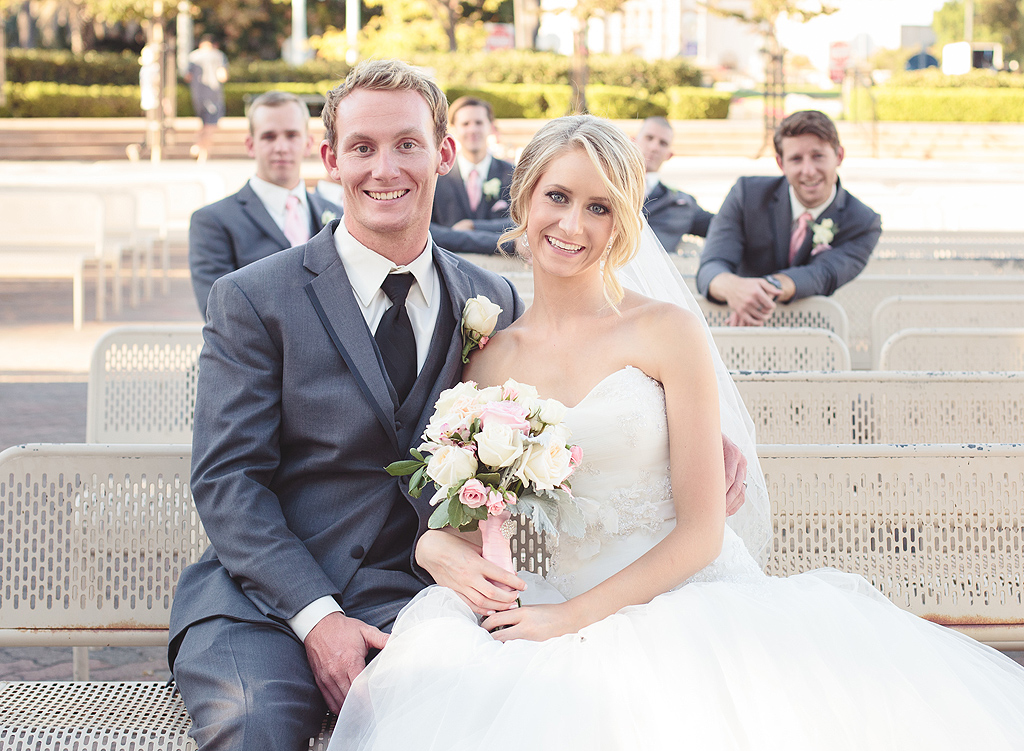 Bride & Groom | Balboa Park Photographer San Diego