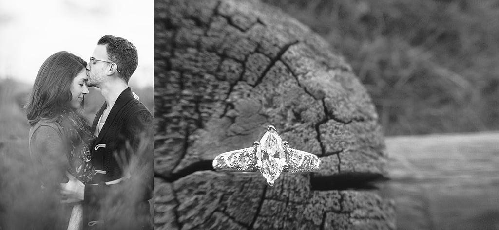 Ring Shot | San Diego Engagement Photographer