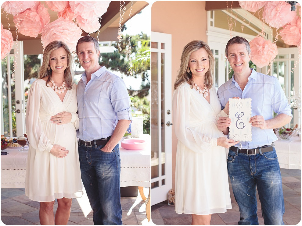 San Diego Baby Shower Photographer