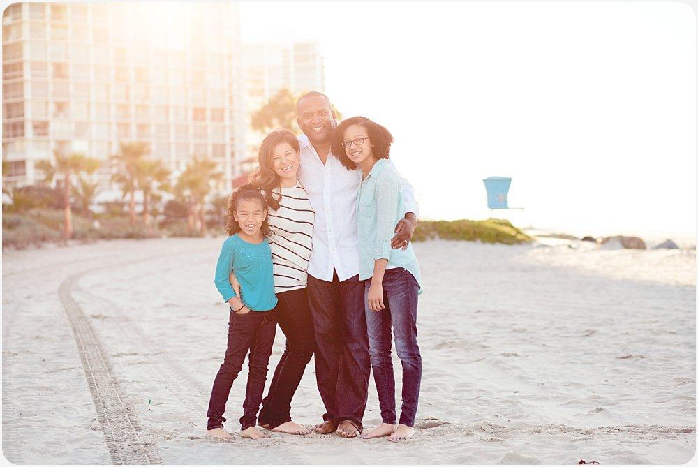Coronado Morning Beach Photography