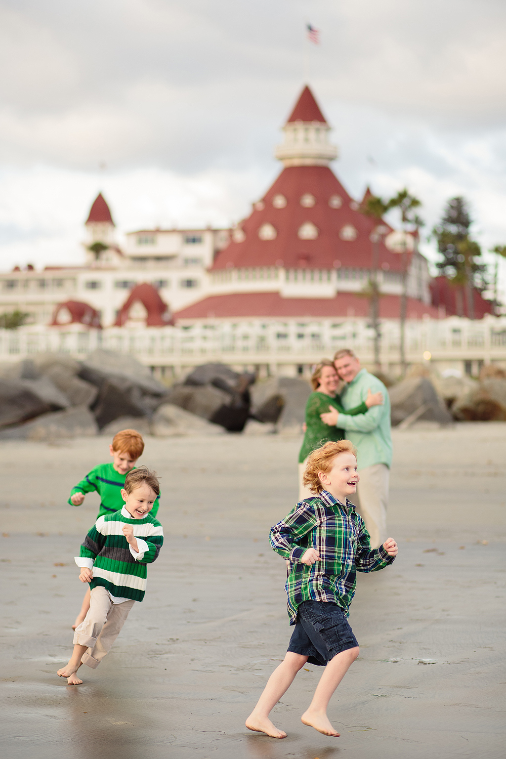 San Diego Coronado Beach Photographer