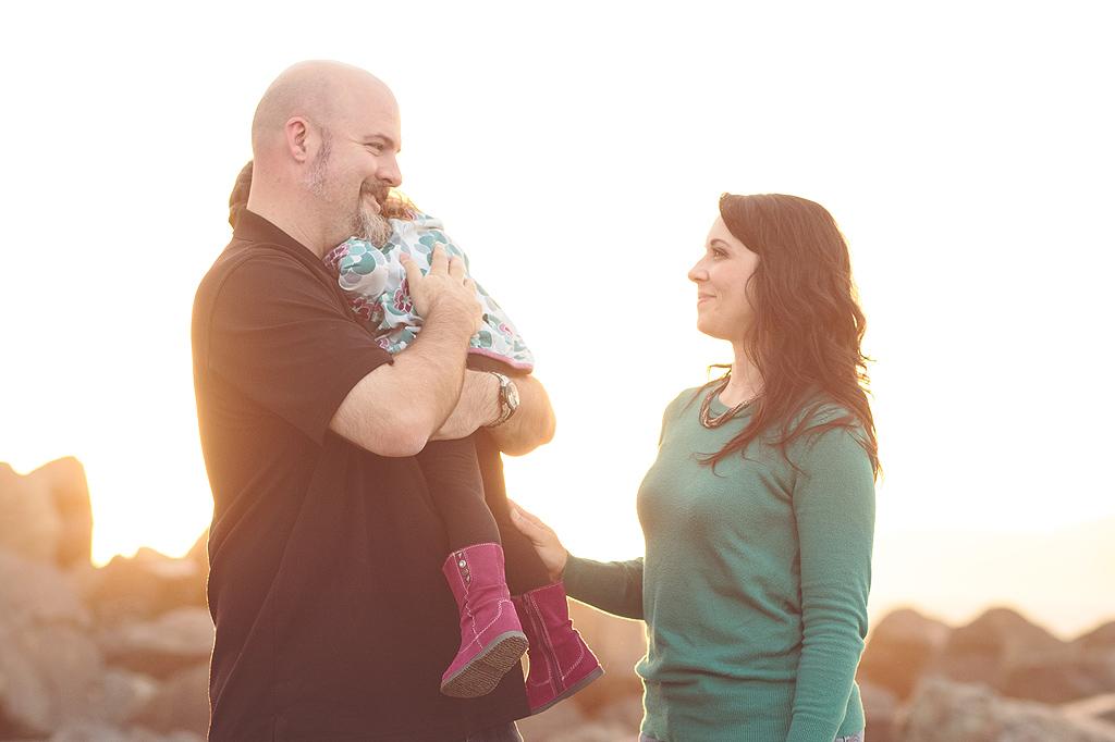 Family   San Diego Beach Photography