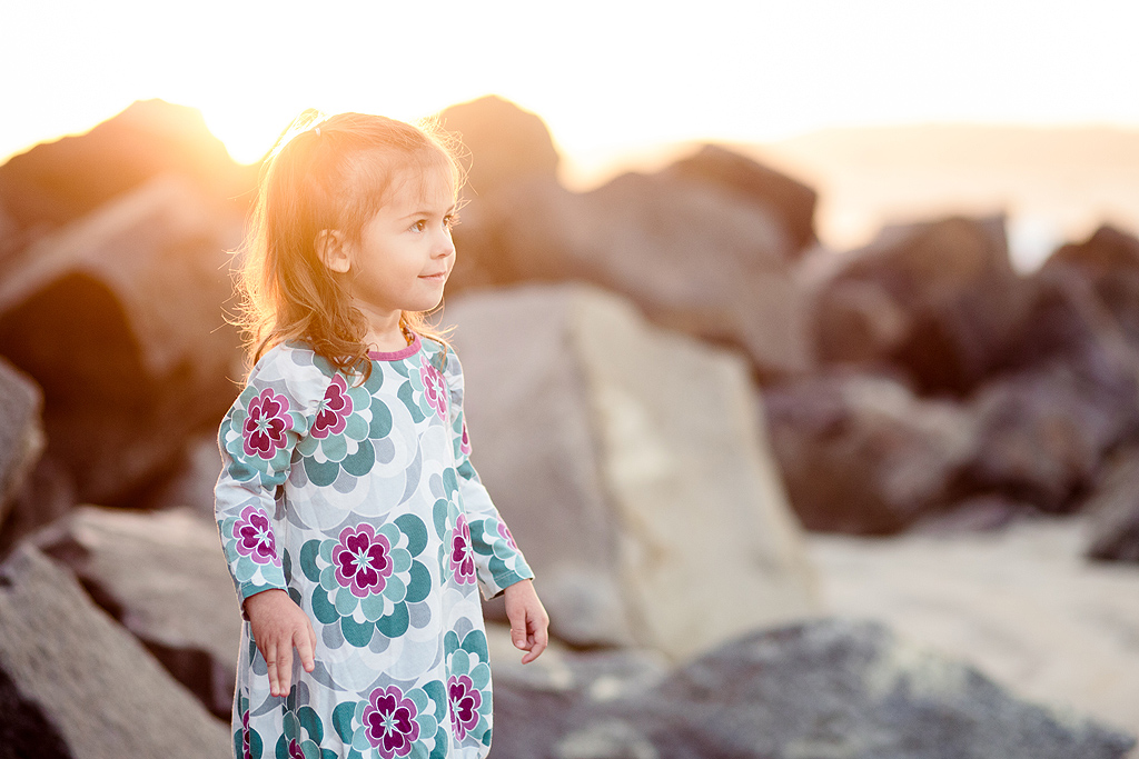 Child Portrait | San Diego Beach Photographer