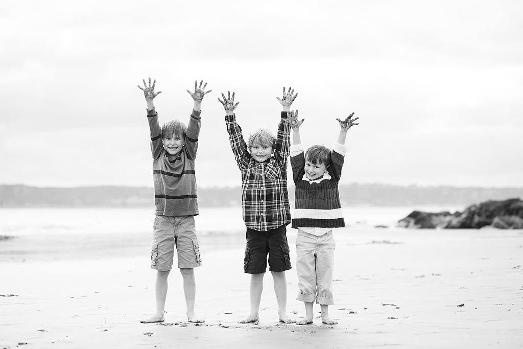 Sandy Hands | San Diego Coronado Beach Photographer