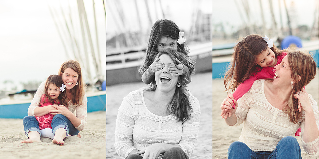 Peek-a-Boo | San Diego Beach Photographer
