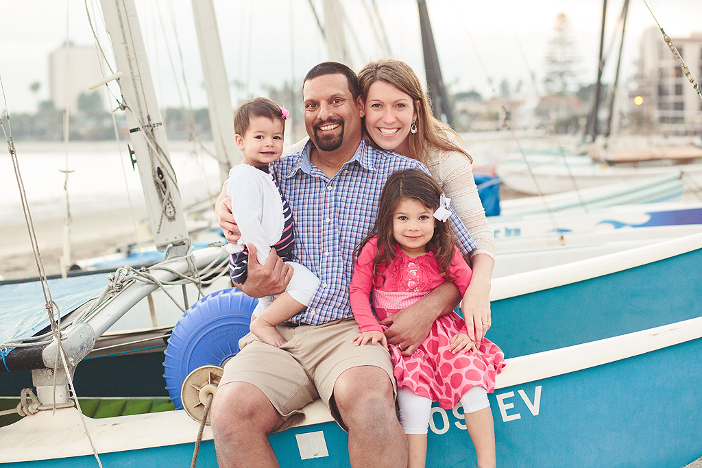 Family   San Diego Beach Photographer