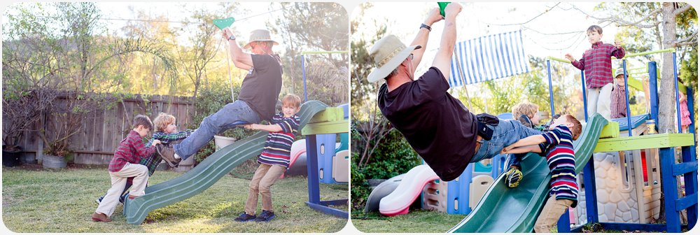 Zipline | San Diego Birthday Party Photography