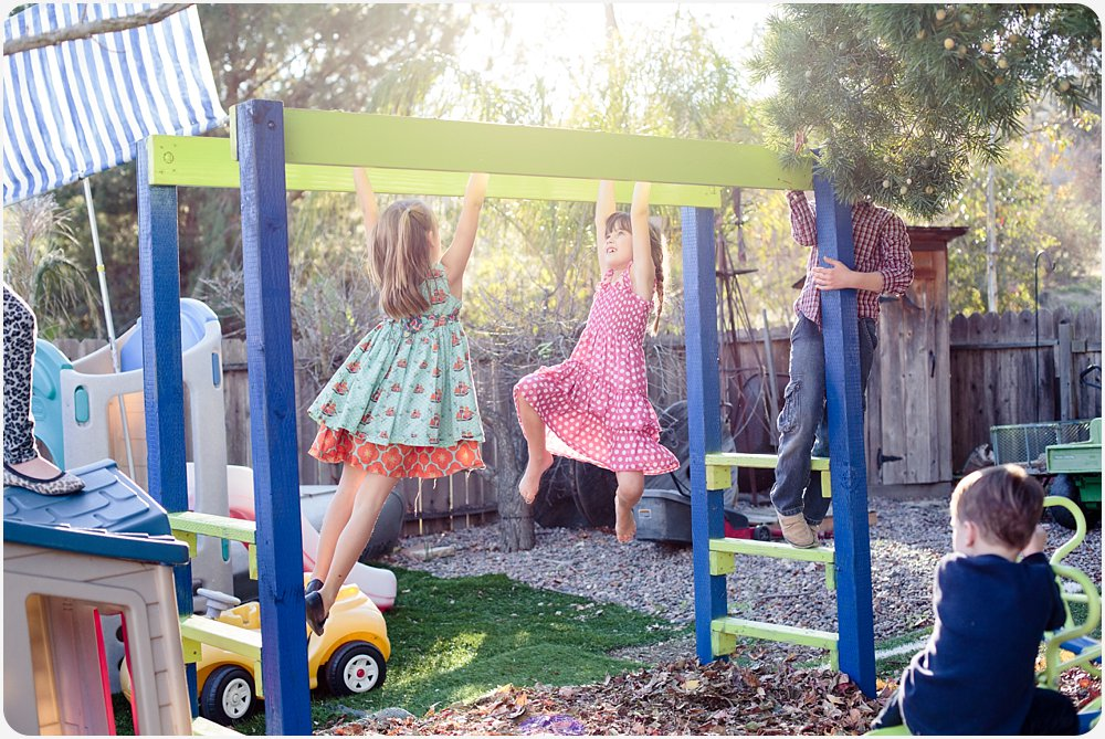 Jungle Gym | San Diego Birthday Party Photography
