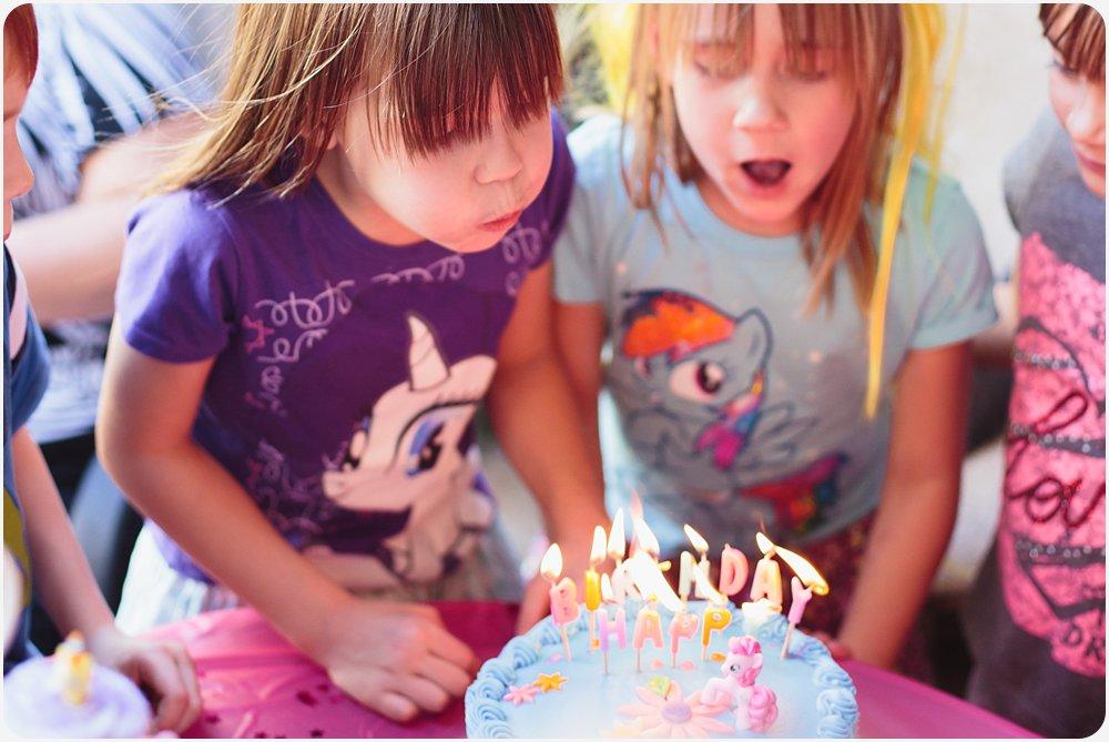 San Diego Birthday Party Photography