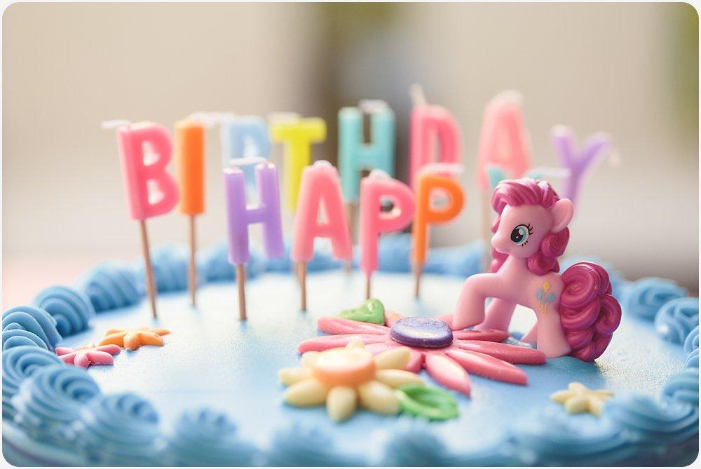 My Little Pony Birthday Party San Diego