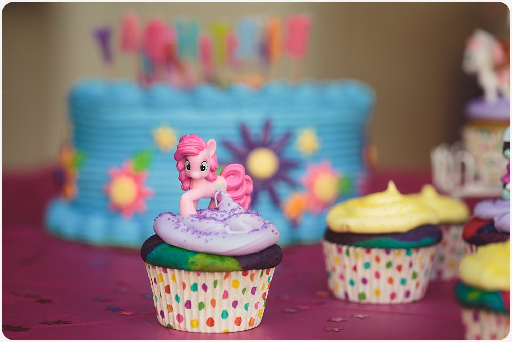 My Little Pony Birthday Party San Diego