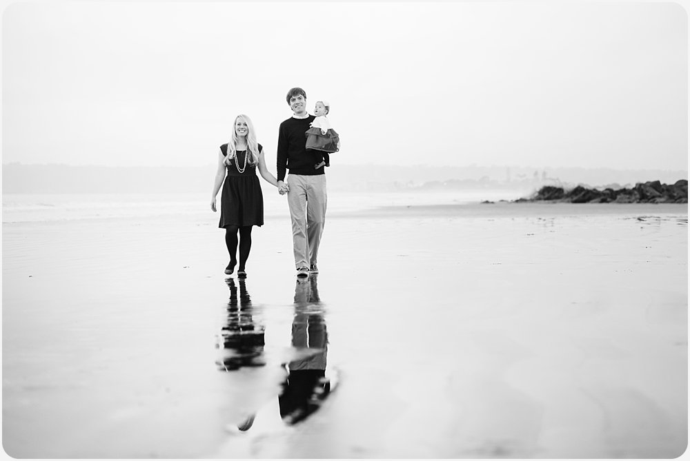 Reflections | San Diego Beach Photographer