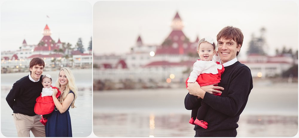 Family Photography on Coronado | San Diego Beach Photographer